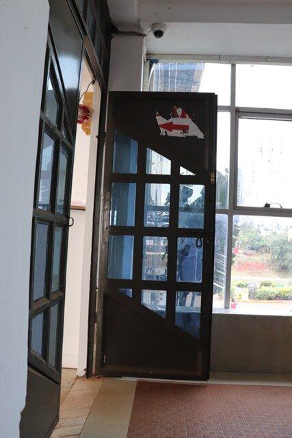 Forthall MH Entrance 1st Floor