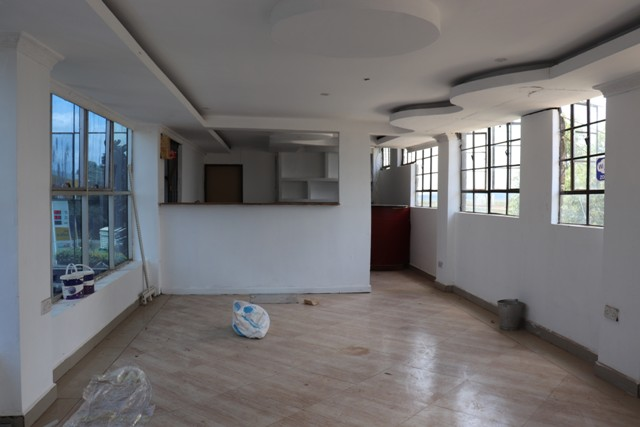 Thika View Plaza Reception and Waiting Lounge